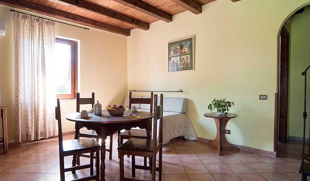 Appartamento per Casa vacanze Agrimerlano dai 4 ai 10 posti