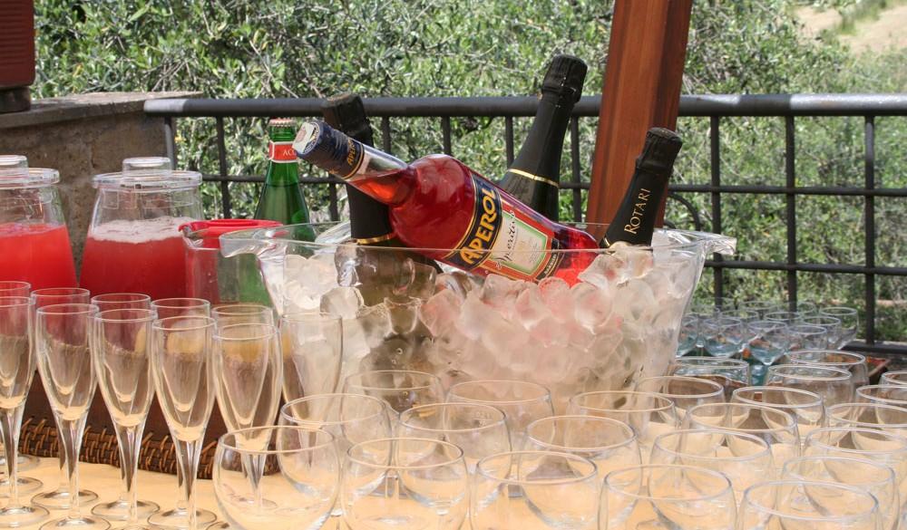 Location per feste ed eventi a Roma in Agriturismo