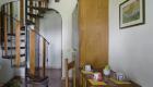 Angolo living dell'appartamento plus della Tenuta Merlano